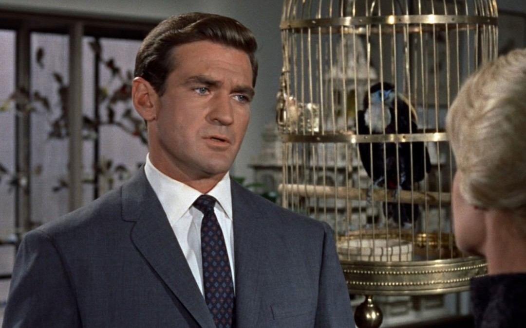 Crónicas Breves: Rod Taylor (1930-2015).