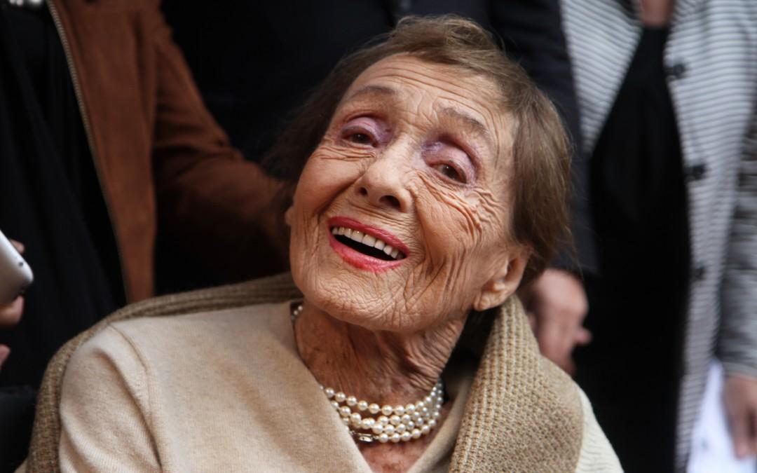 Crónicas Breves: muertes de final de 2014 / Luise Rainer (1910-2014).