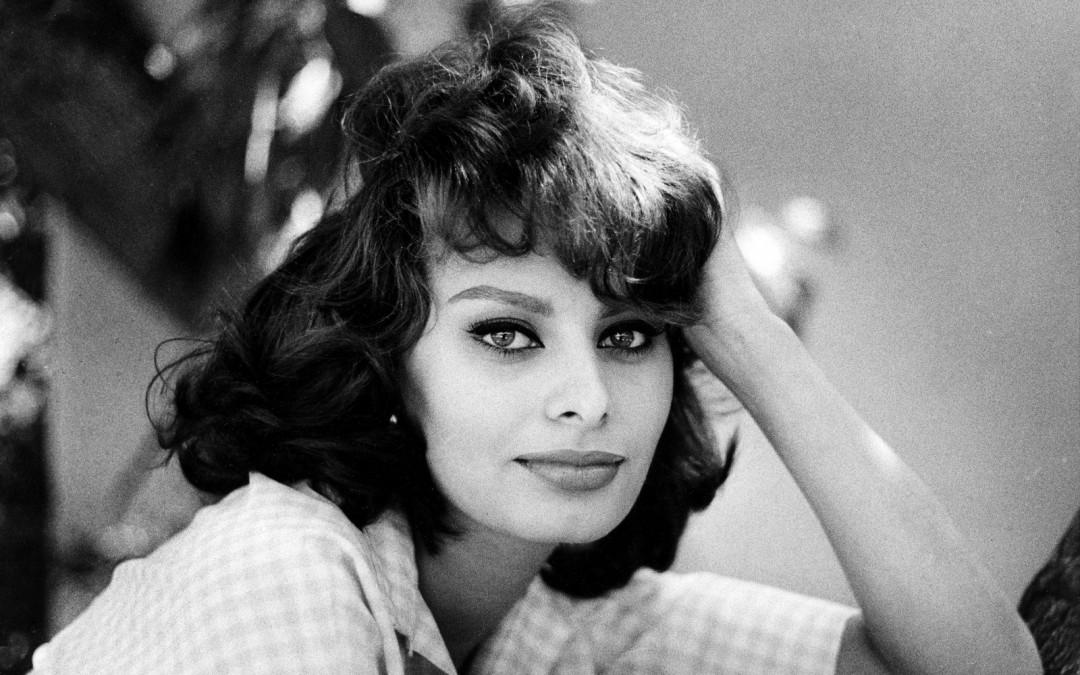 Crónicas Breves: Sophia Loren (1934).