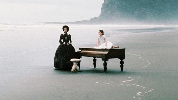 """TALLER CINE DE MUJERES: """"EL PIANO"""" (1993)."""